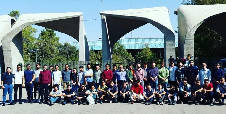 نتایج اولیه پذیرش بدون آزمون استعدادهای درخشان دانشگاه تهران اعلام شد