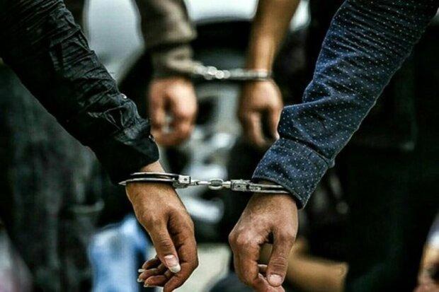 سرقت 5 میلیاردی در زمان مرخصی از زندان!