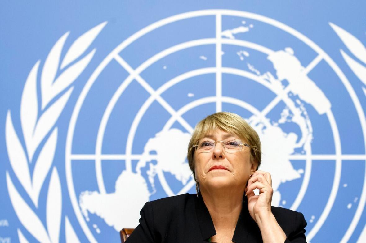 خبرنگاران کمیسر عالی حقوق بشر سازمان ملل نژادپرستی در آمریکا را محکوم کرد