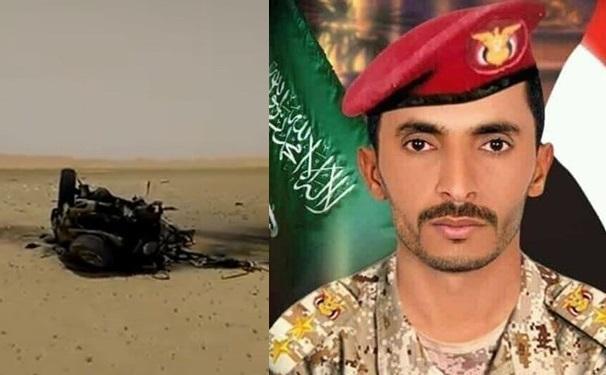 کشته شدن فرمانده نظامی وابسته به دولت مستعفی در شمال یمن