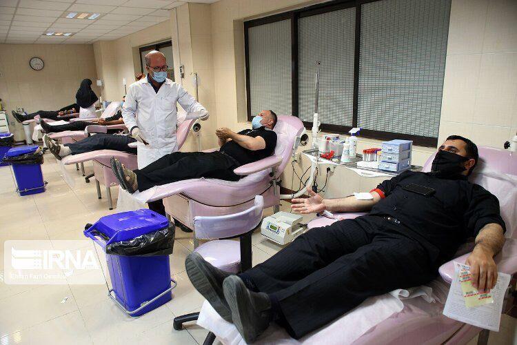 خبرنگاران مردم مازندران در تاسوعا و عاشورا حدود هزار واحد خون اهدا کردند