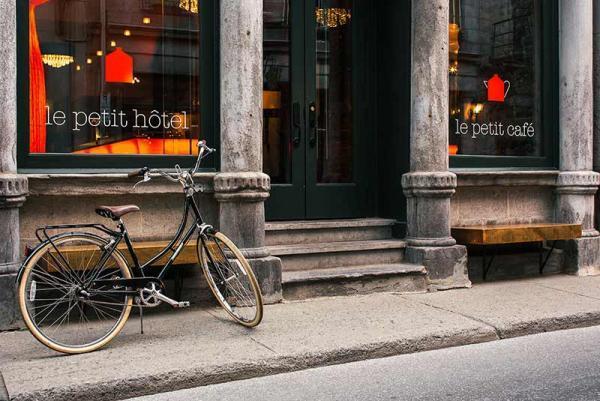 آشنایی با چند هتل معروف در مونترال قدیم، عکس